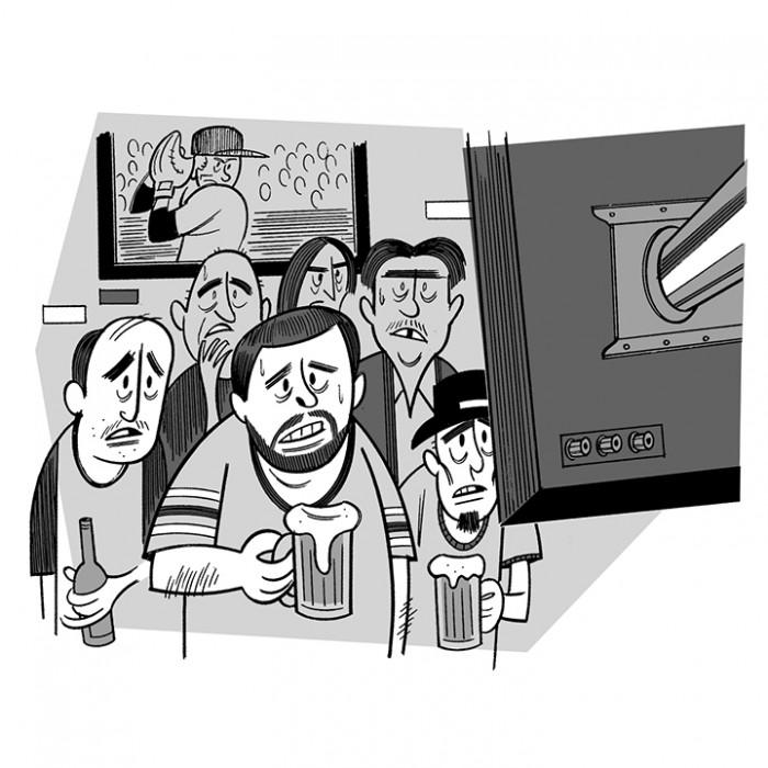 Editorial Illustrations I